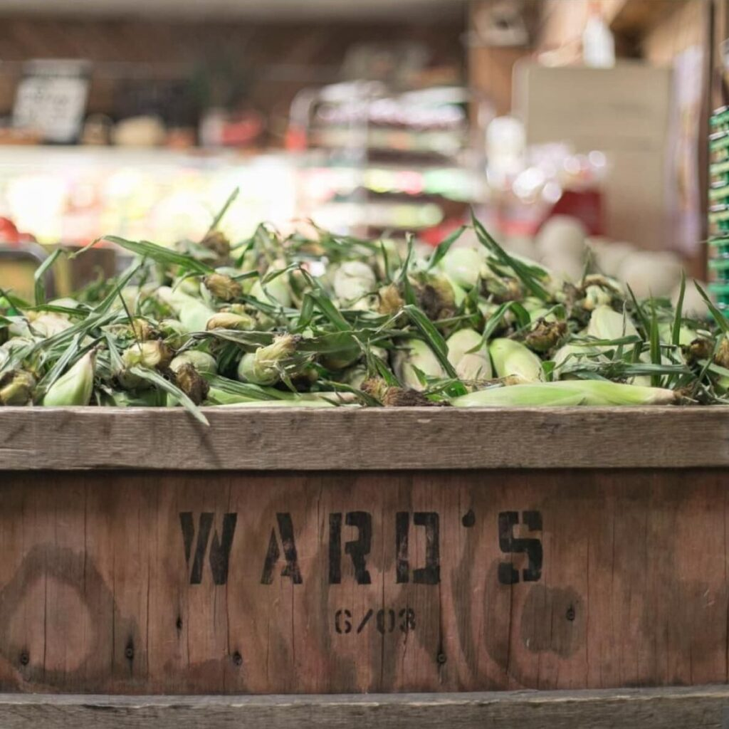 Ward's Supermarket Instagram