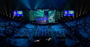 Photo of the Leadercast 2019 event