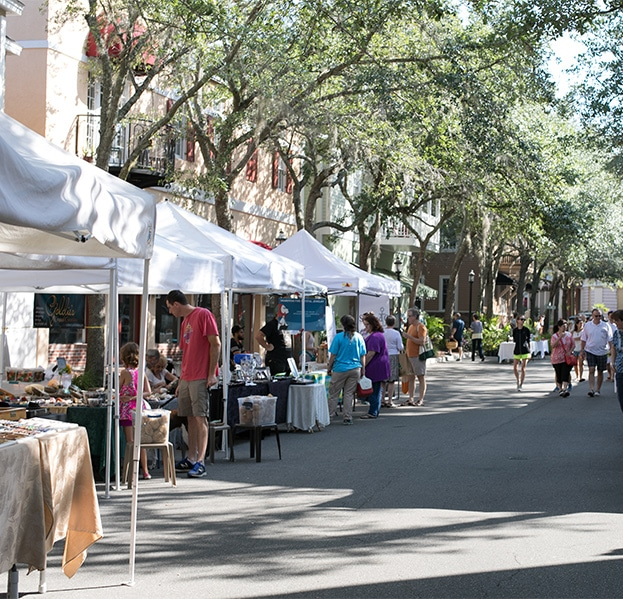 Gainesville farmer's markets