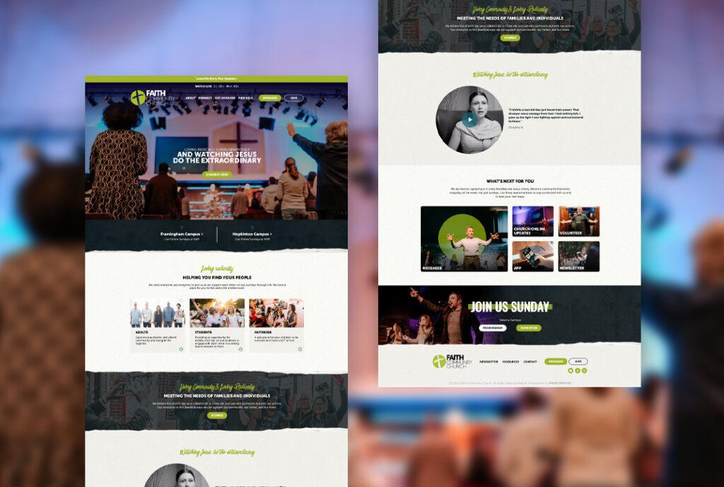 FCC's web design image