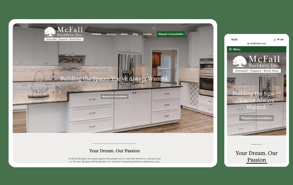 McFall Builders Design