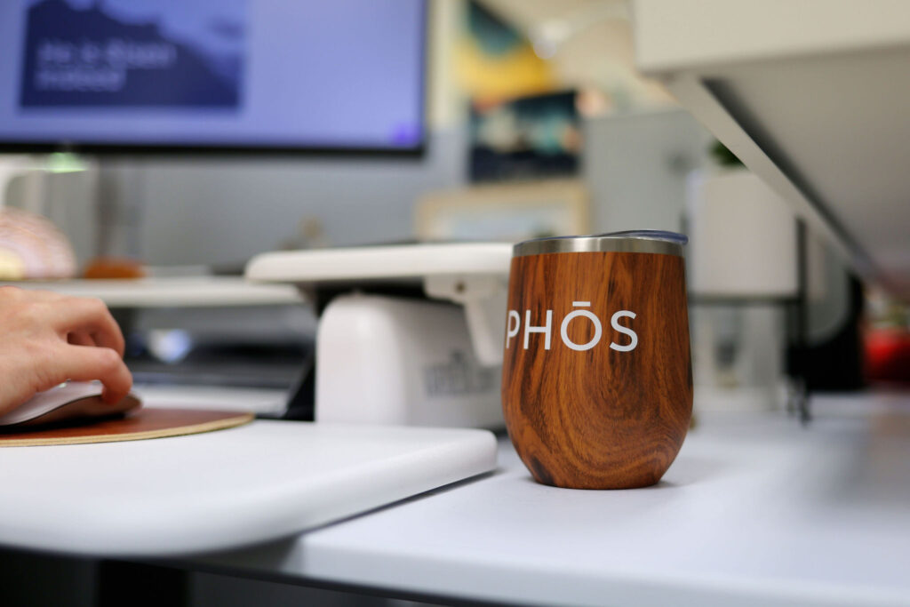phos coffee mug